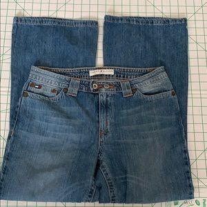 Vintage Tommy Hilfiger Ankle Jeans